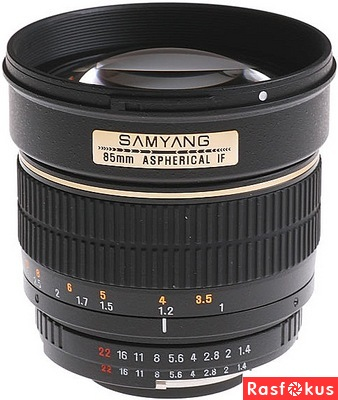 Продам. Samyang 85mm f/1.4 AS IF Canon EF