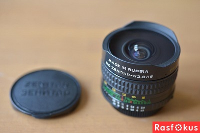 Продам. Zenitar 2.8/16 Fish-Eye