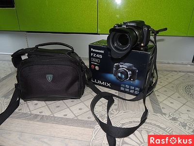 Продам. Panasonic Lumix DMC-FZ45