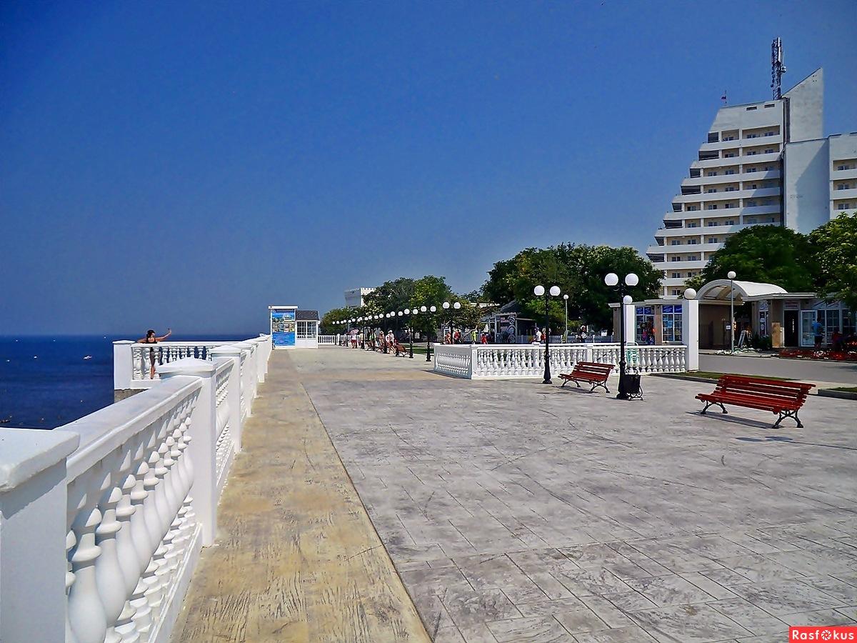 Анапа высокий берег пляж отзывы фото