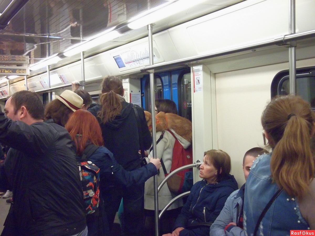 Рассказ в вагоне метро, : Эротические рассказы и секс. Рассказ 7 фотография