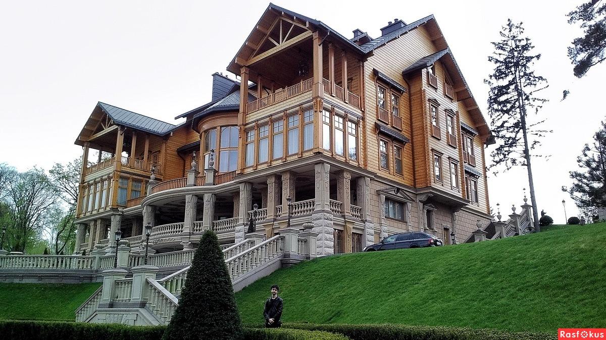 Фото дом януковича в межгорье