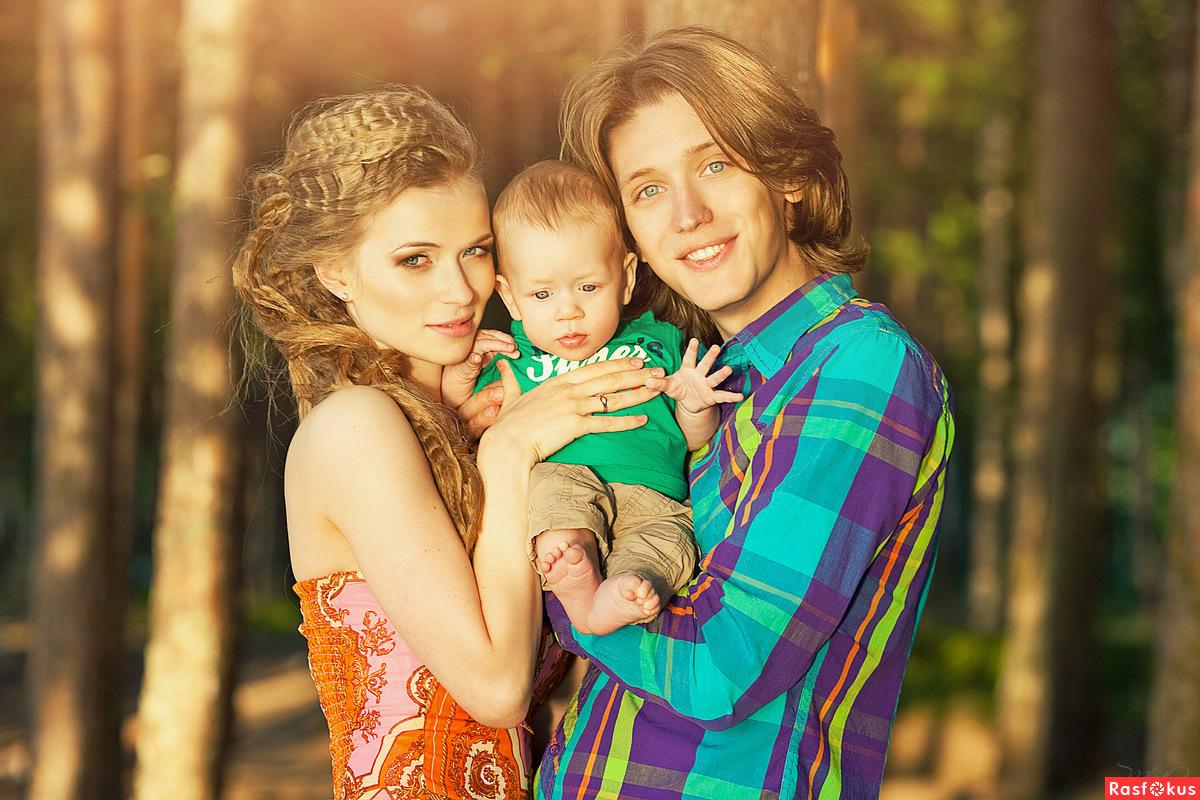 Семейные фото для взрослых 1 фотография