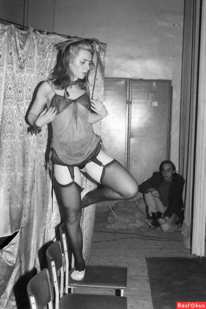 эротический театр фото