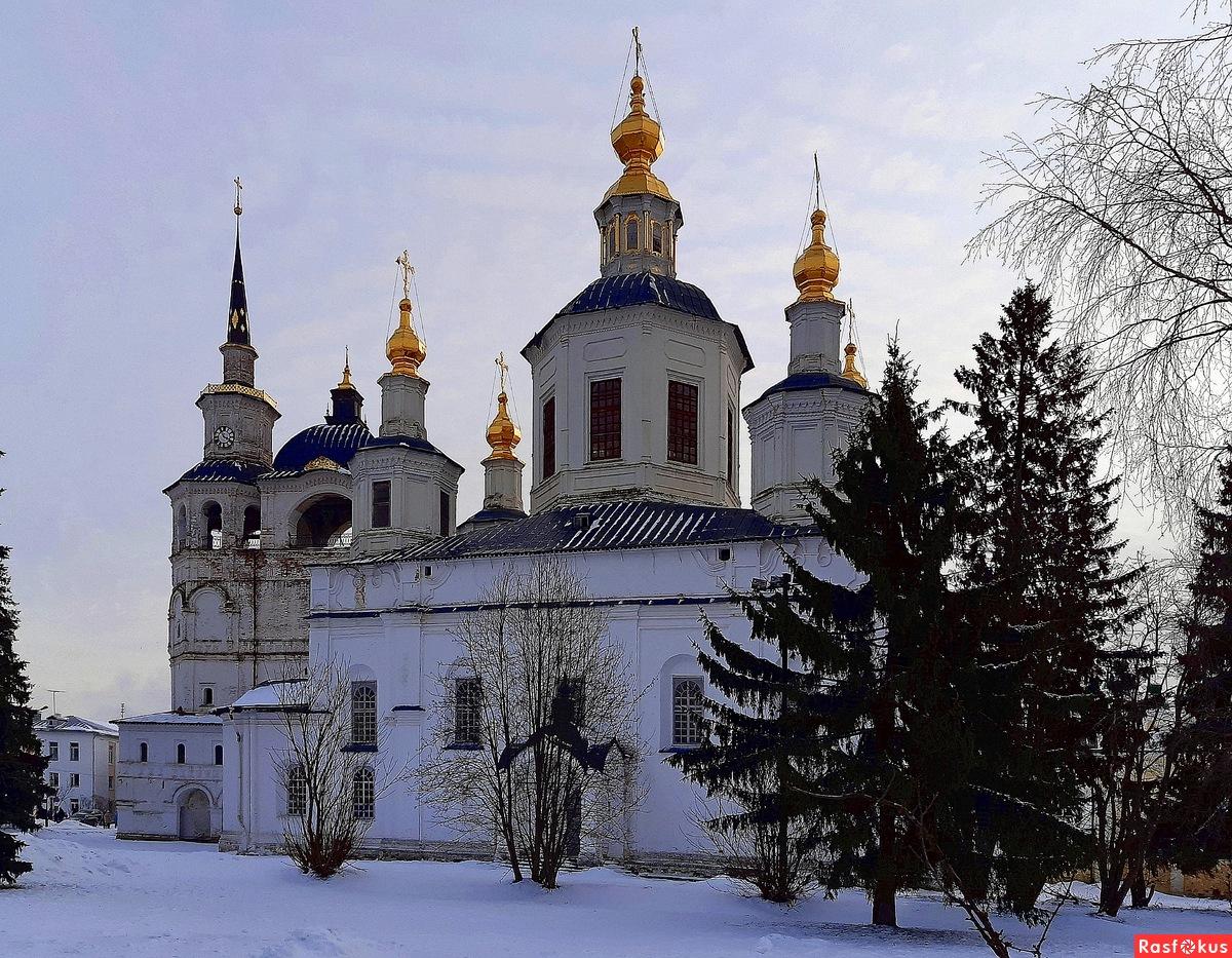 Успенский Собор в Великом Устюге
