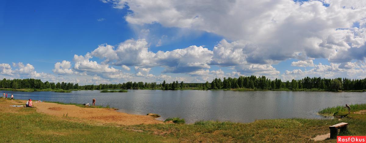 рыбалка на торфяных озерах