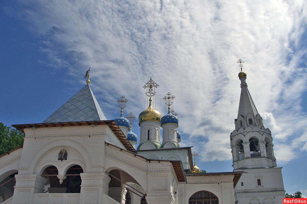 Павловская слободахрам благовещения пресвятой