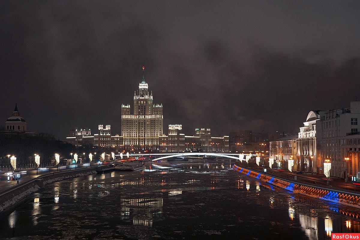 Вид с Парящего моста
