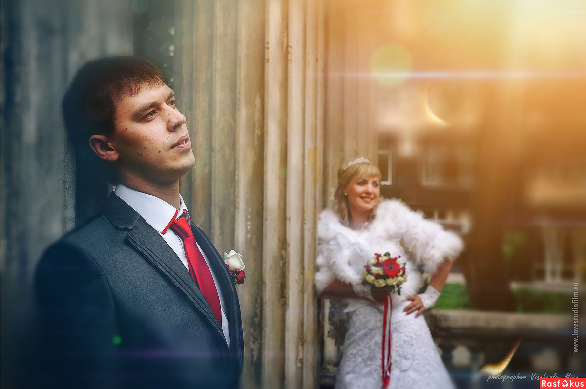 Сайт свадебного фотографа москва