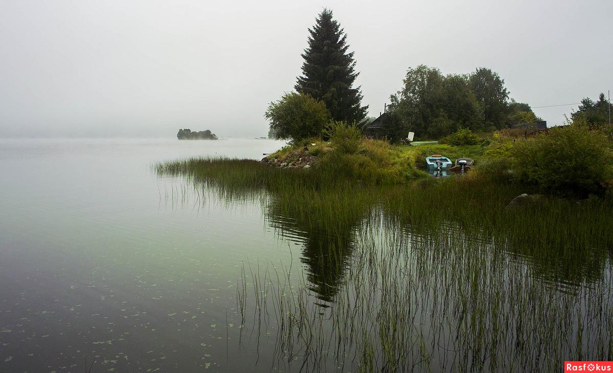рыбалка на святозеро в карелии