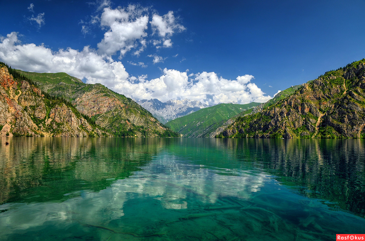 фото горы рай