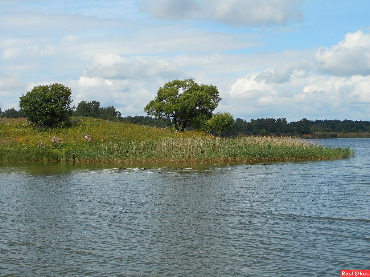 На реке Вазуза