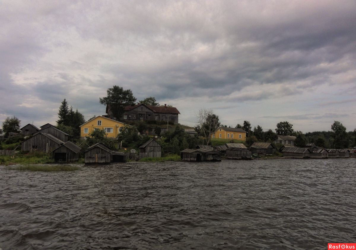 рыбацкий поселок район петербург