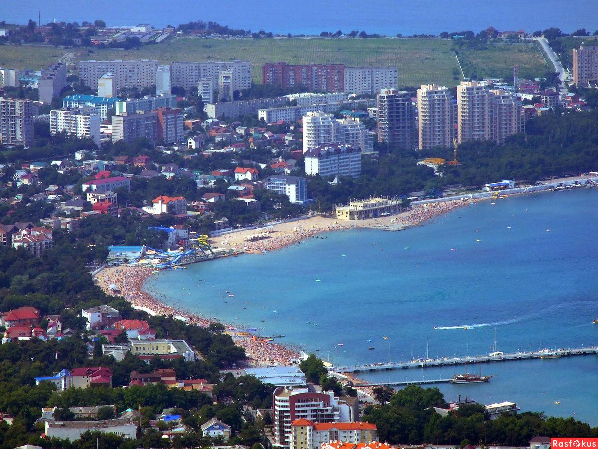 Приморский край города