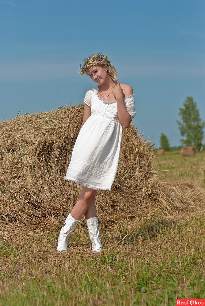 Фотографии голых колхозниц моему