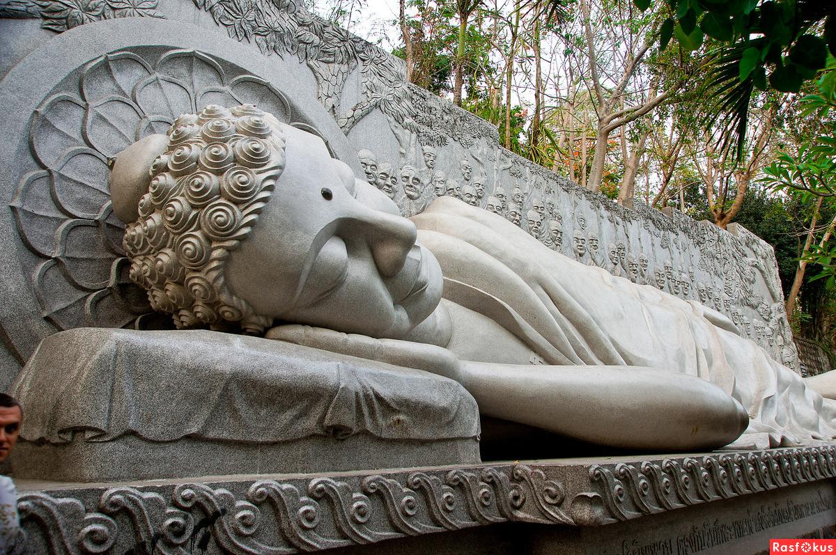 Пагода чан куок ханой, вьетнам