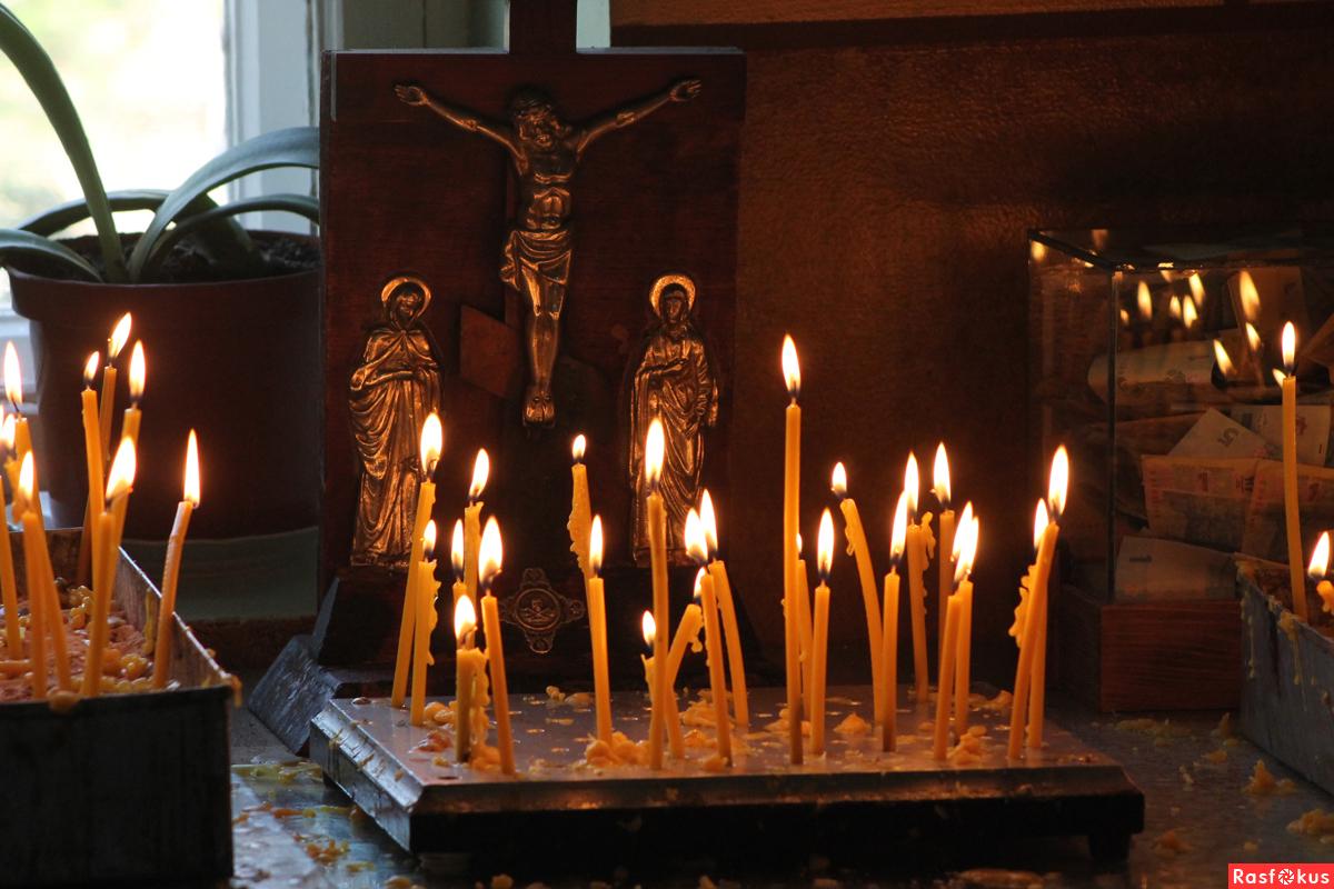 отличии них черные свечи зажигать в церкви сонник одежки для