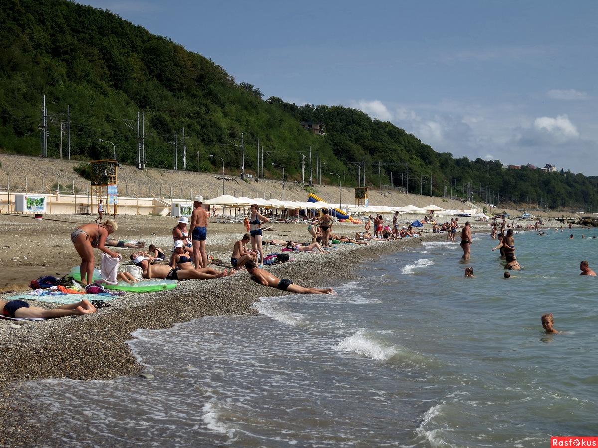 Туапсе фото города и пляжа лучшая