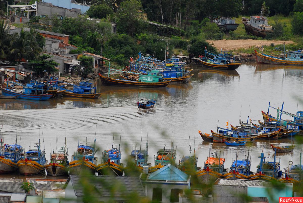 турция рыбацкая деревня