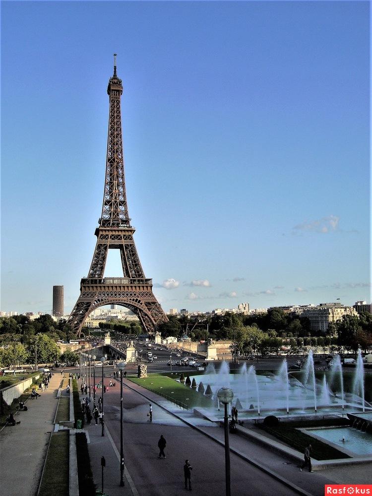 Немного о Париже....