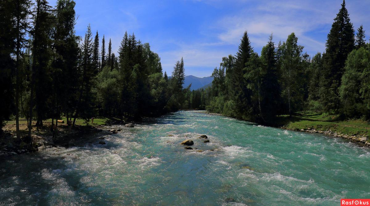 река кучерла рыбалка
