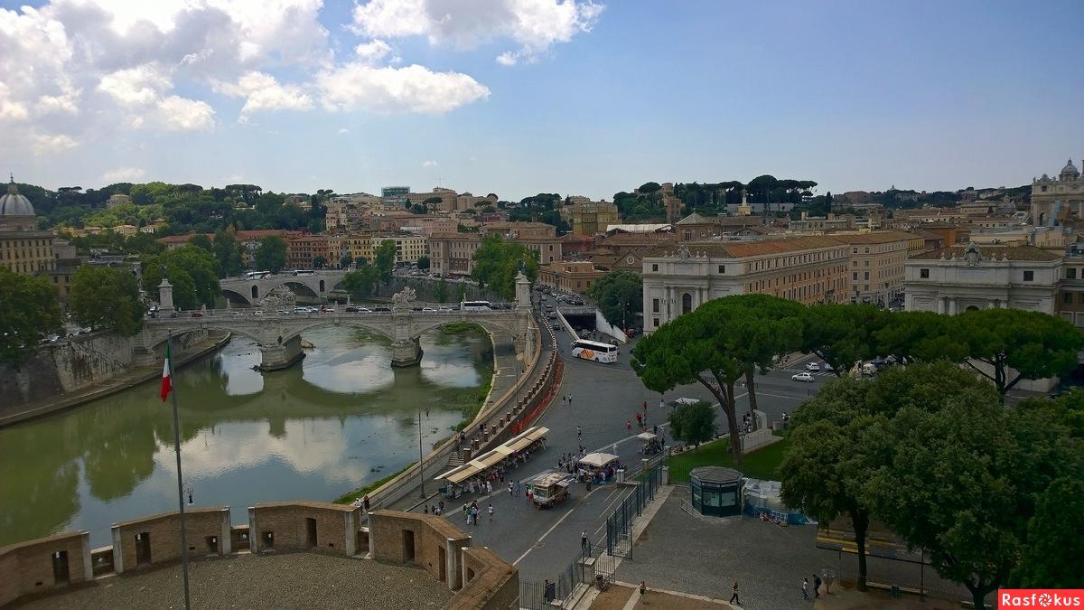 Италия. Рим.