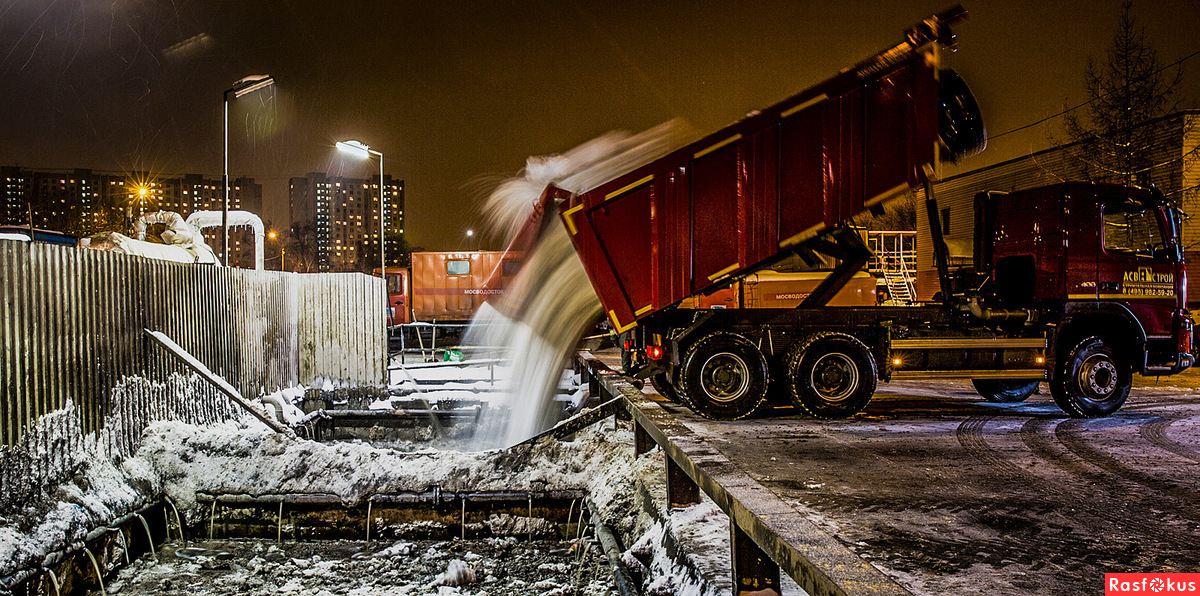 Три новых снегоплавильных пункта появится в Петербурге