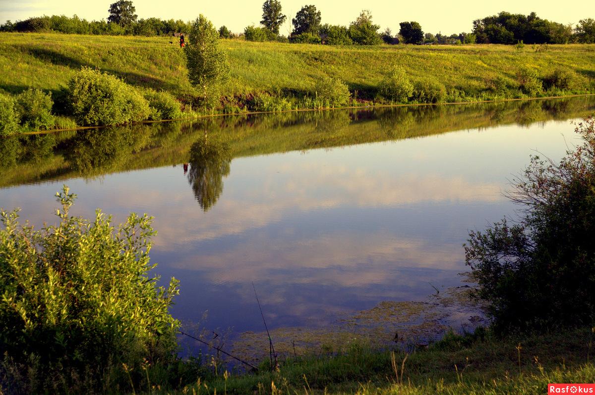 пруд орловка ставрополь рыбалка