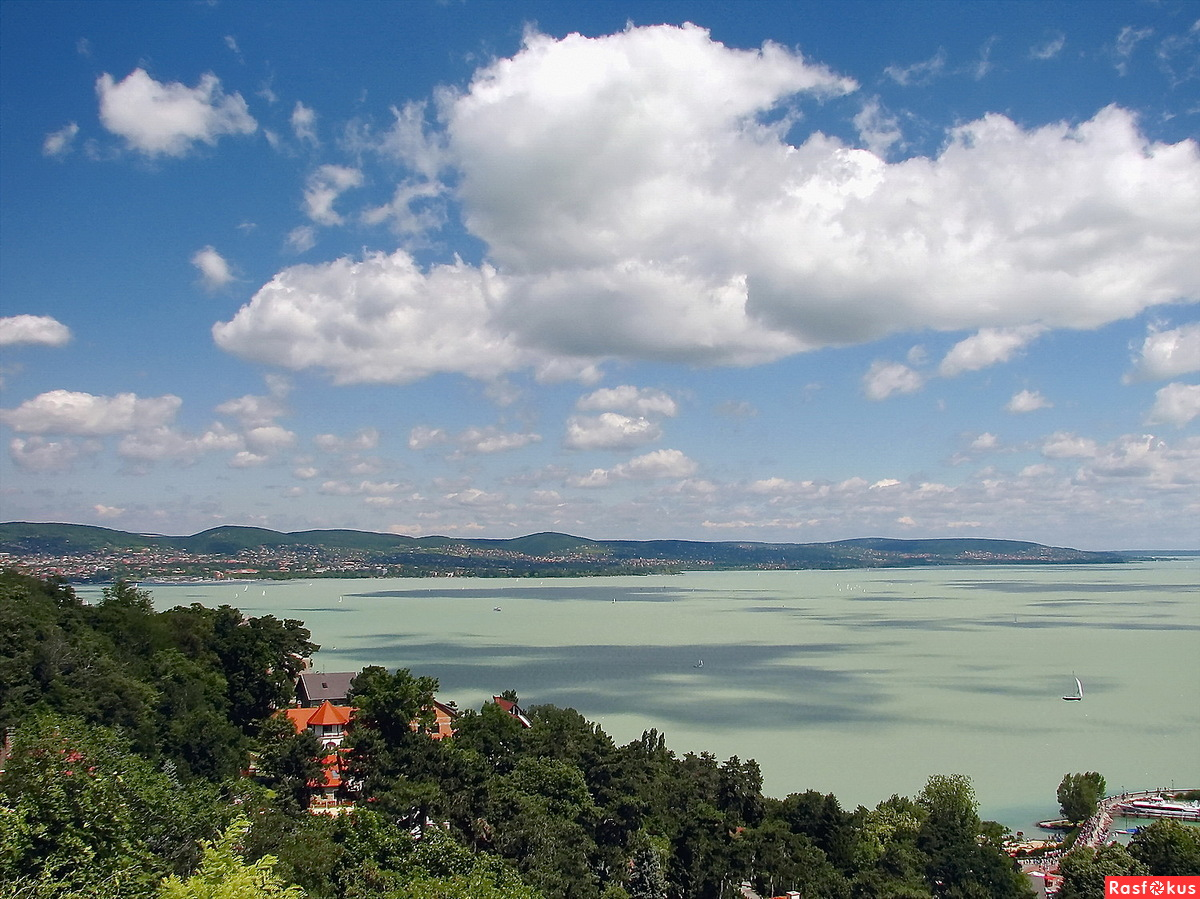 Однажды на озере Балатон