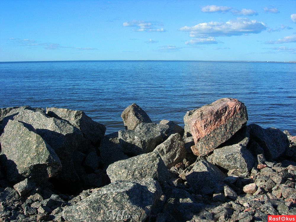 залива камни фото финского