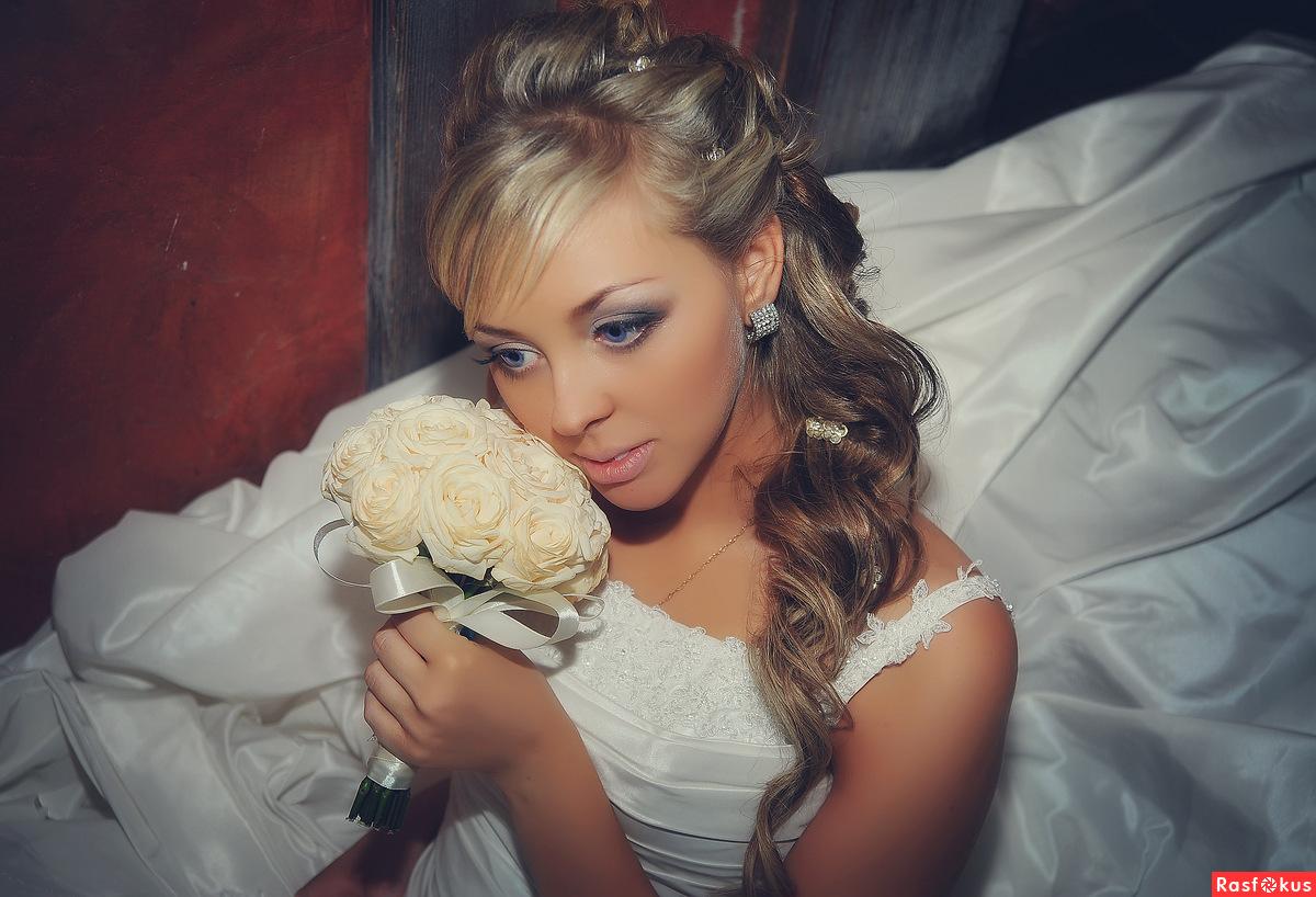 свадебные прически в крымске