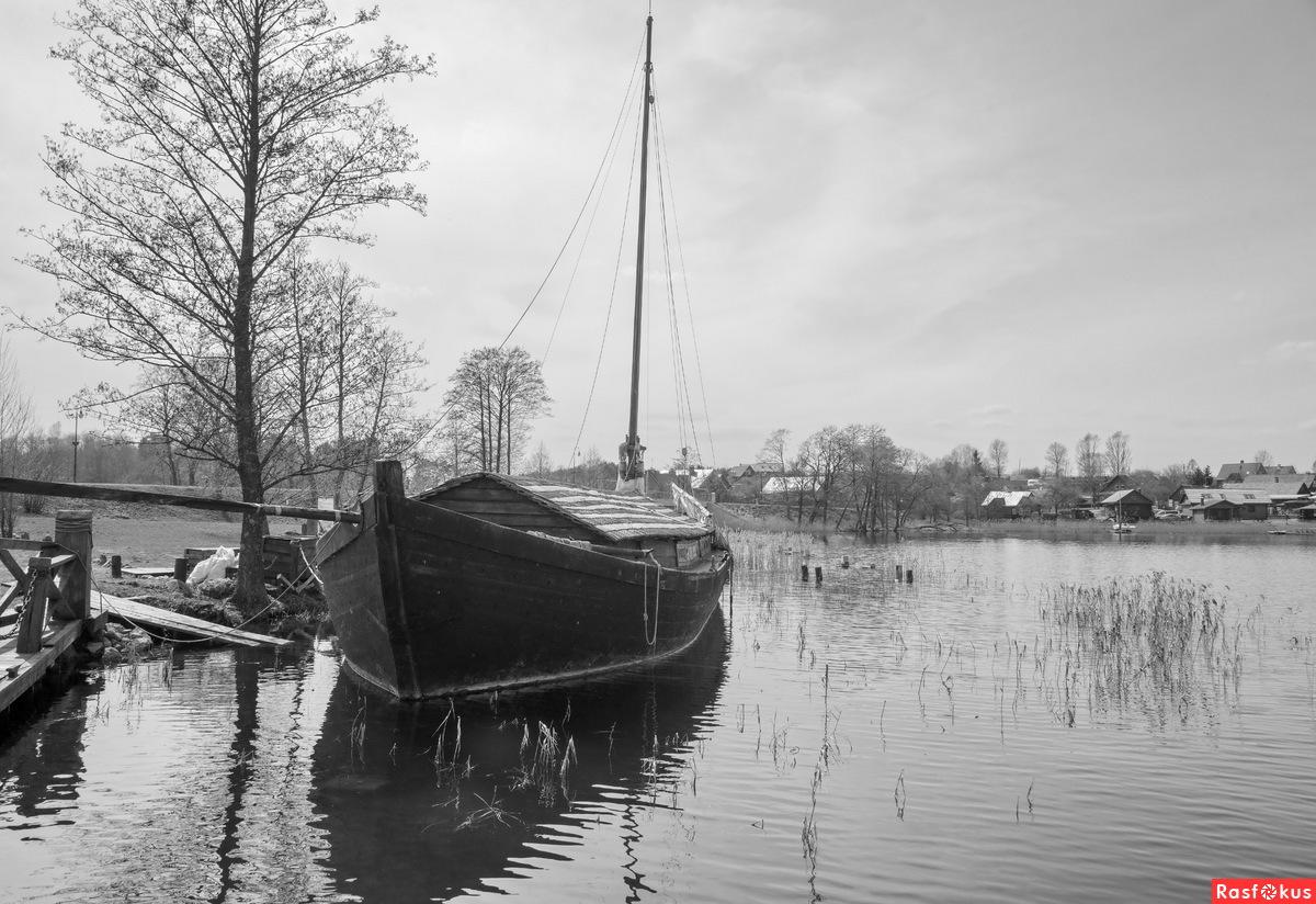 Довоенные лодки