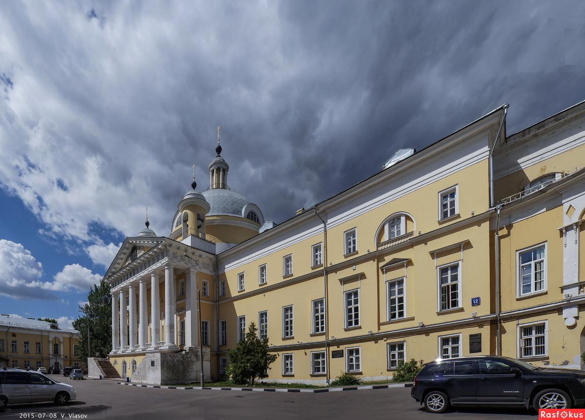 пятиминутка без 1 градская больница москва Руслан