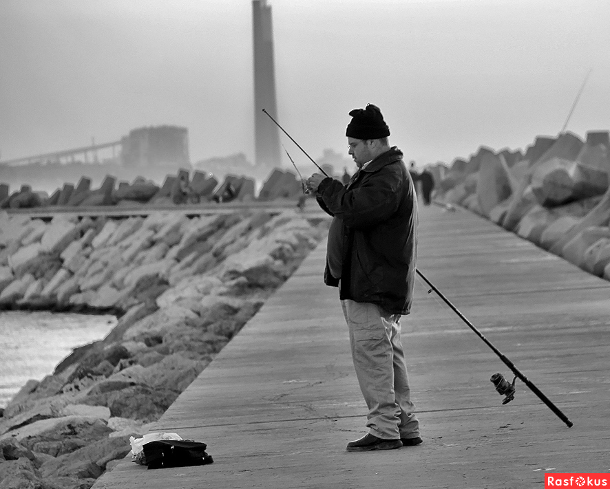 рыбаки тель авив
