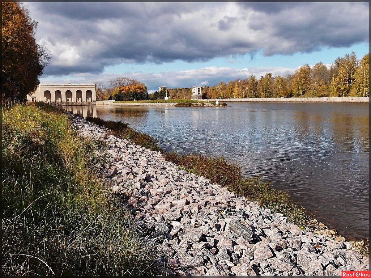 рыбалка на канале им москвы в дмитровском районе