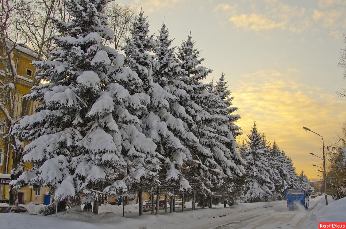 комсомольск зима амуре фото на