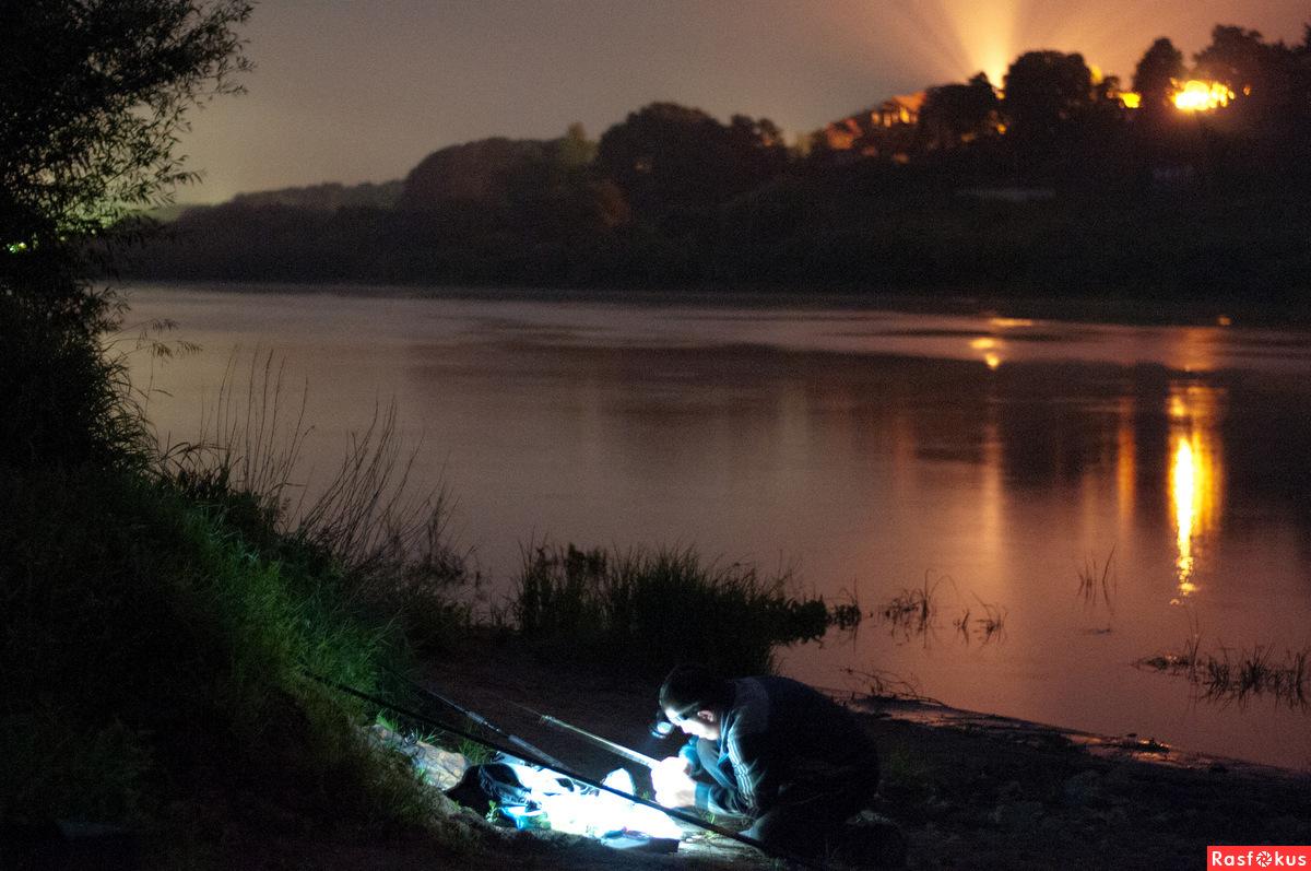 ночь рыбака