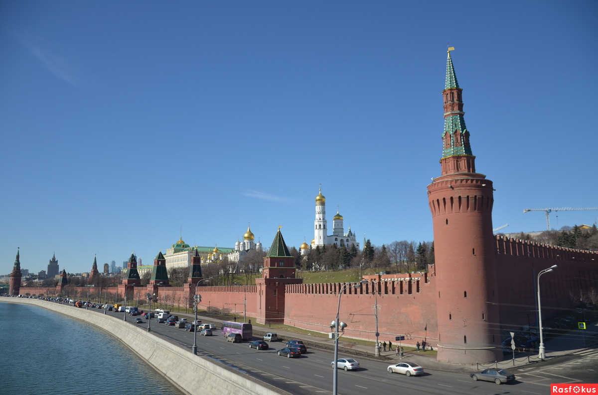 кремль набережная фото