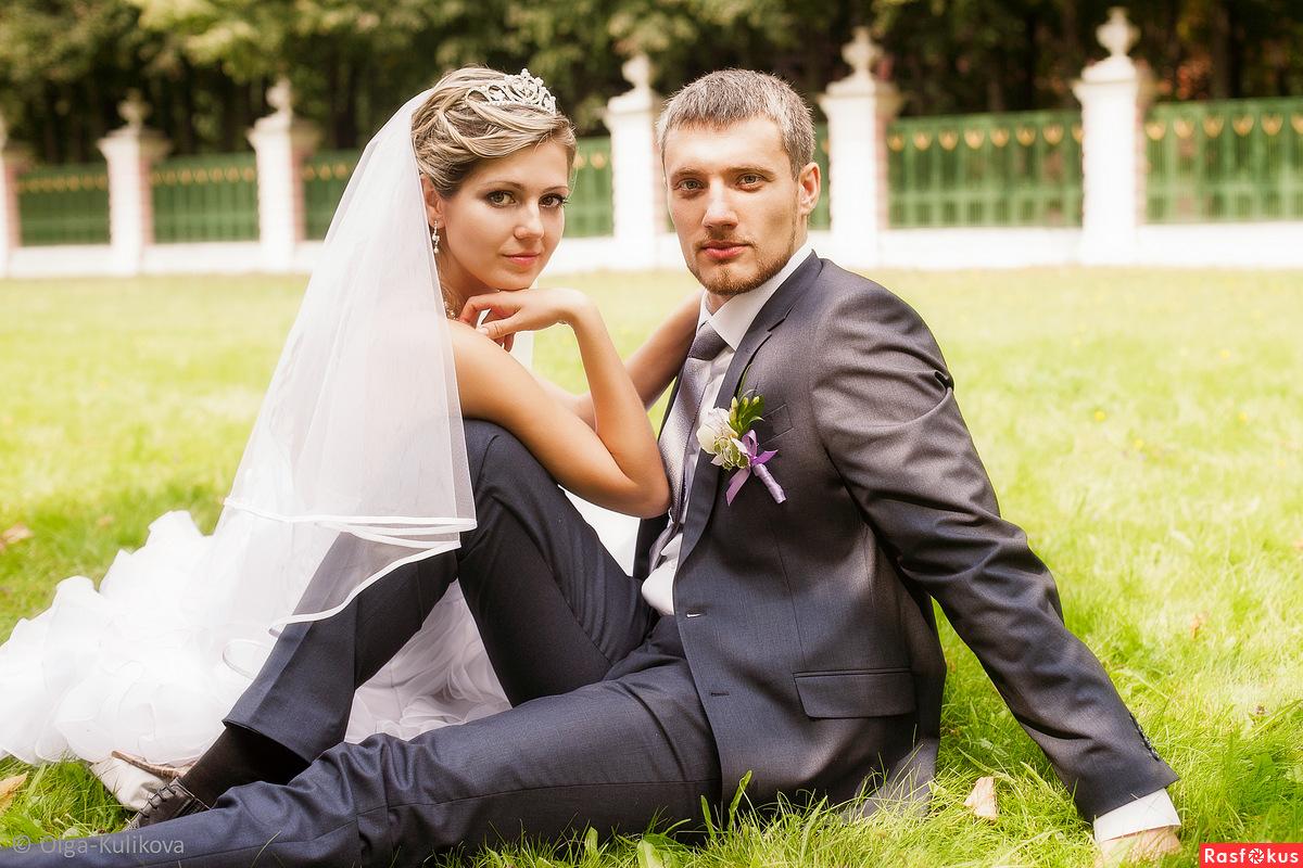свадьба в апреле фото москва