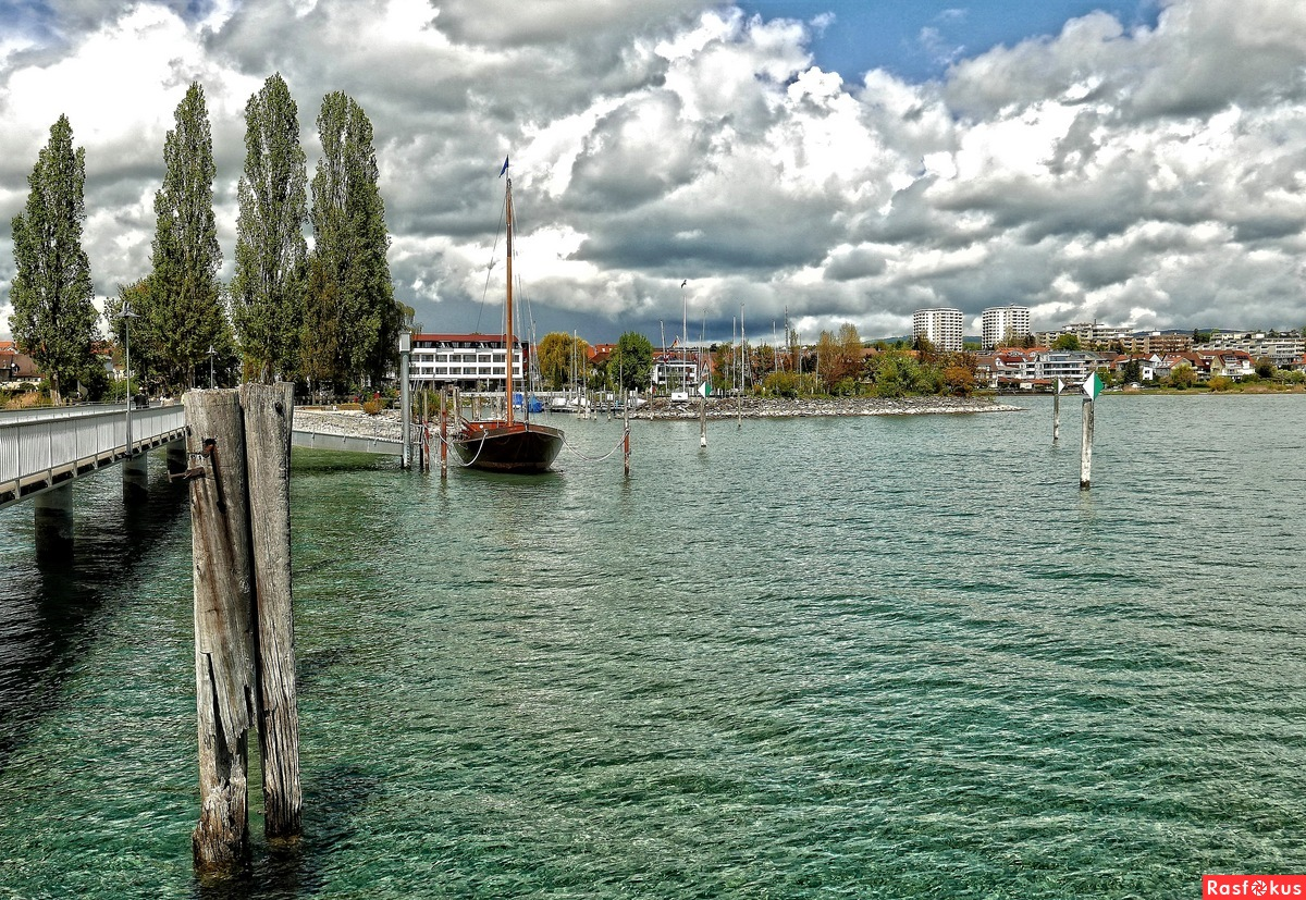 Impressions from the 'Bodensee' (Lake Constance)