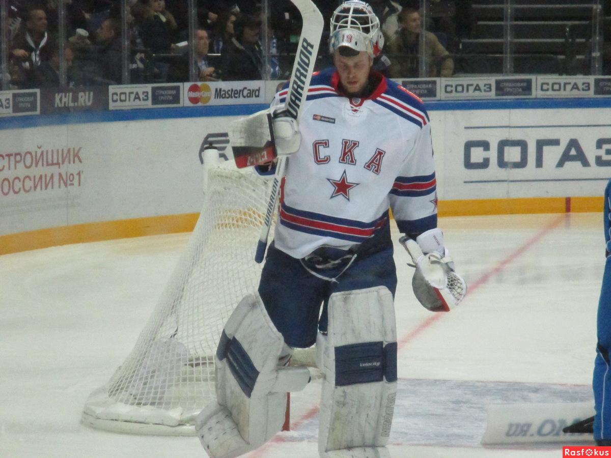 СКА, Микко Коскинен