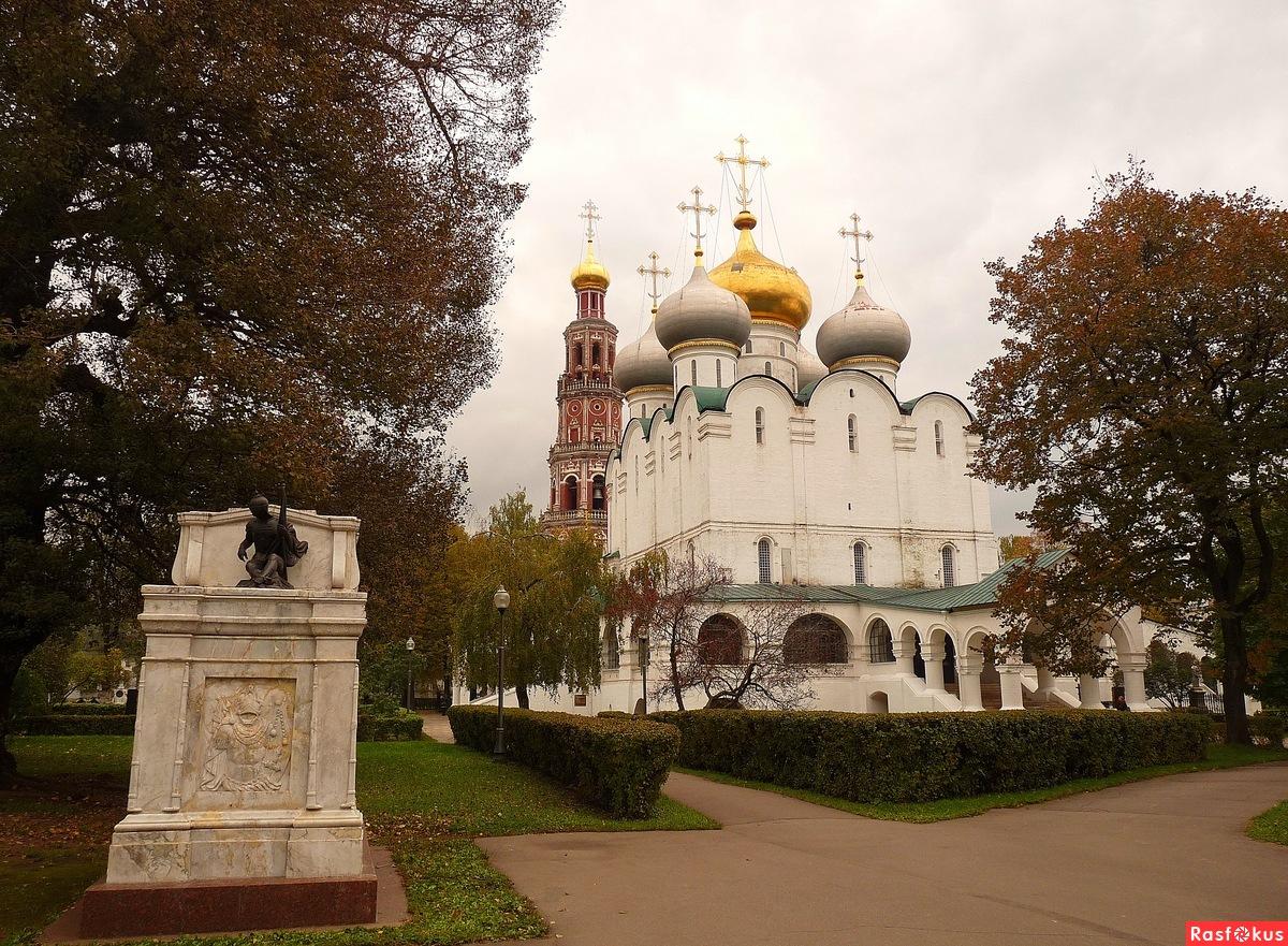 Новодевичий монастырь фото свадеб