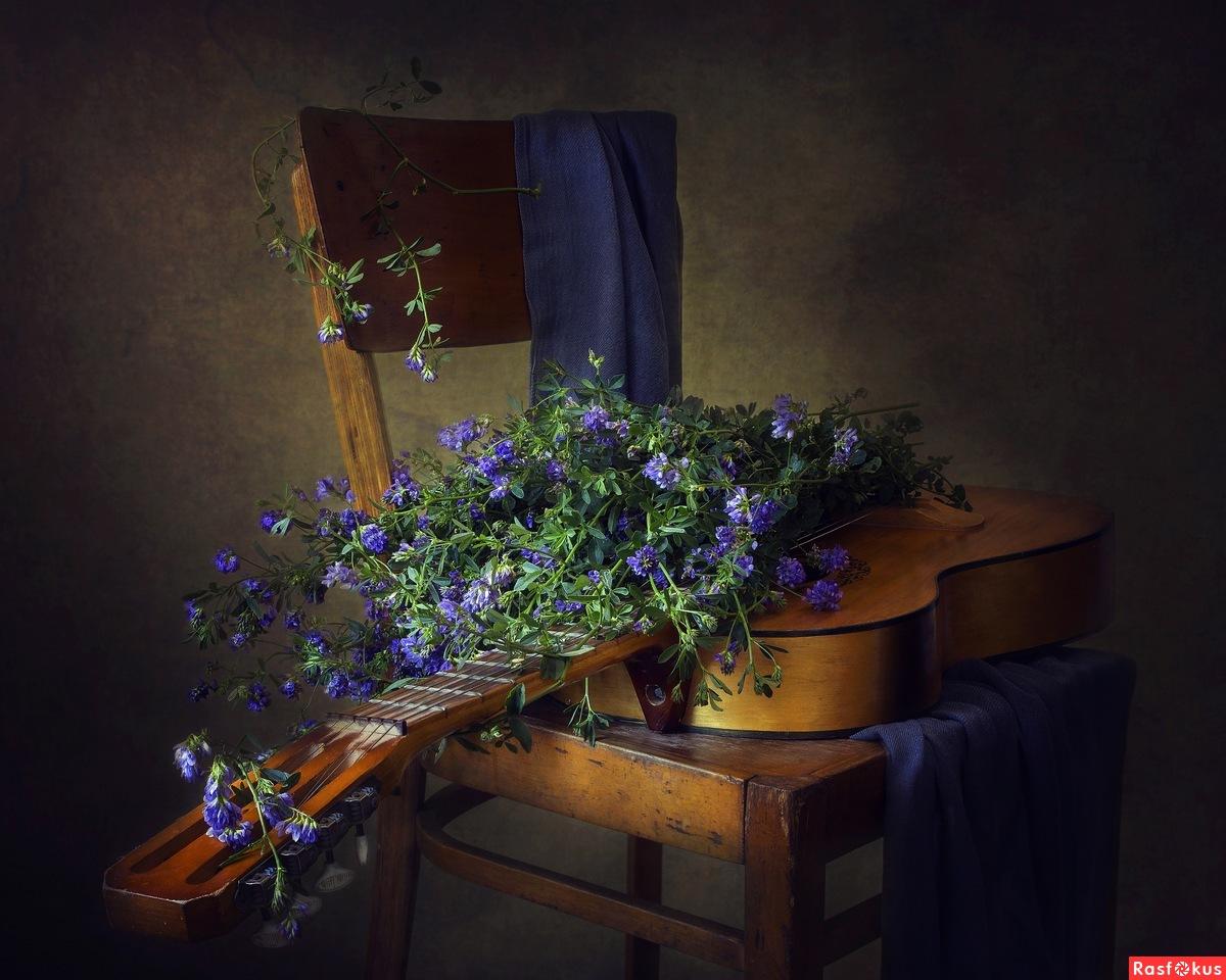 Последние аккорды уходящего лета