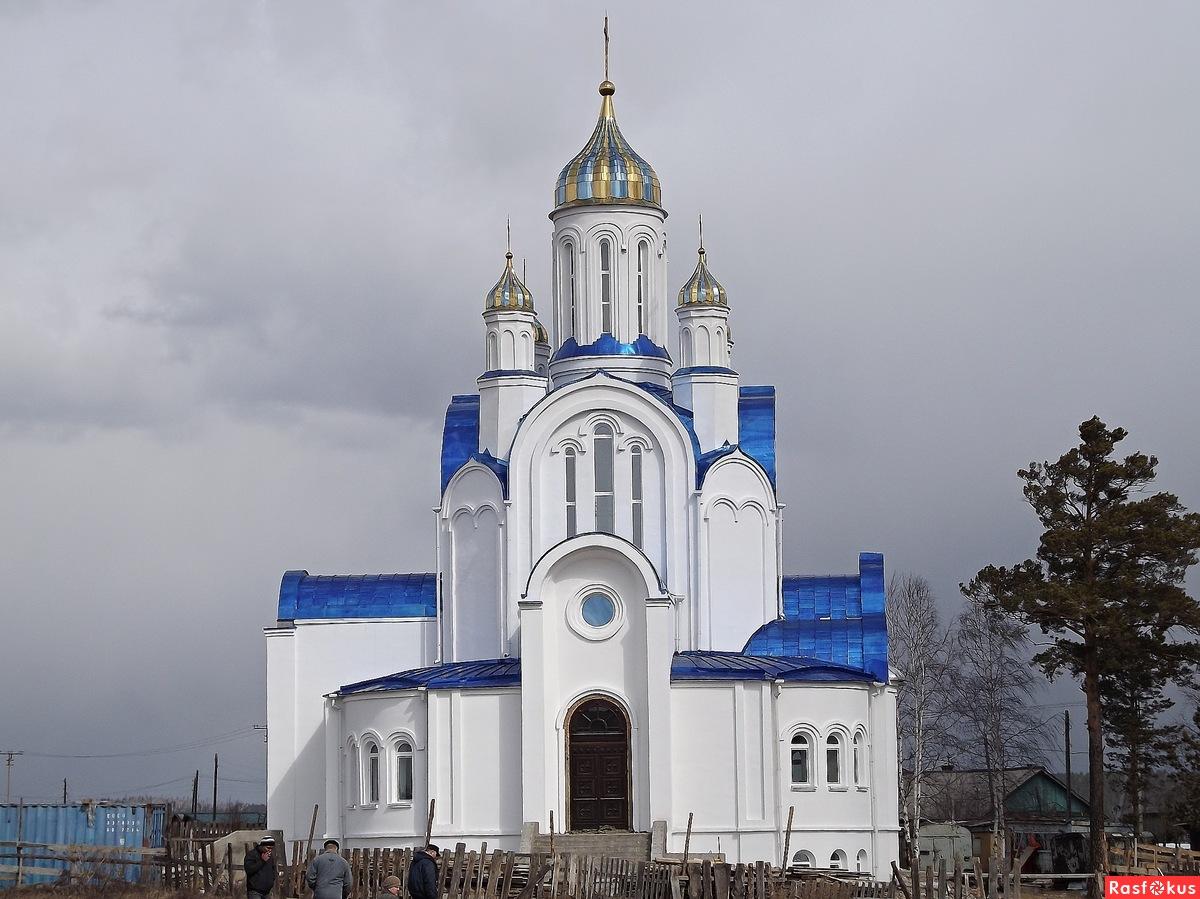 Храм покрова пресвятой богородицы в оренбурге 15 фотография