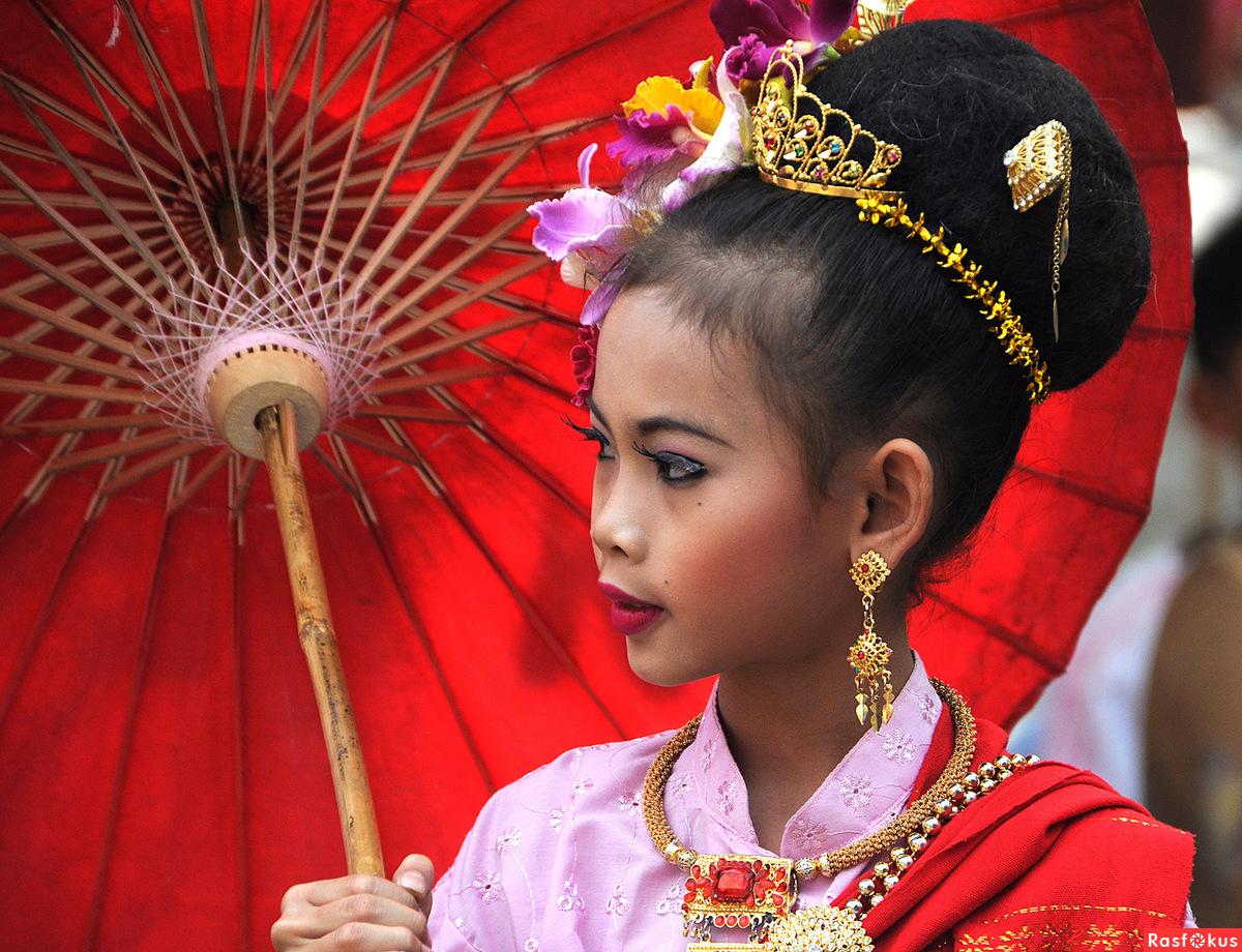 Тайские маленькие девочки 2 фотография