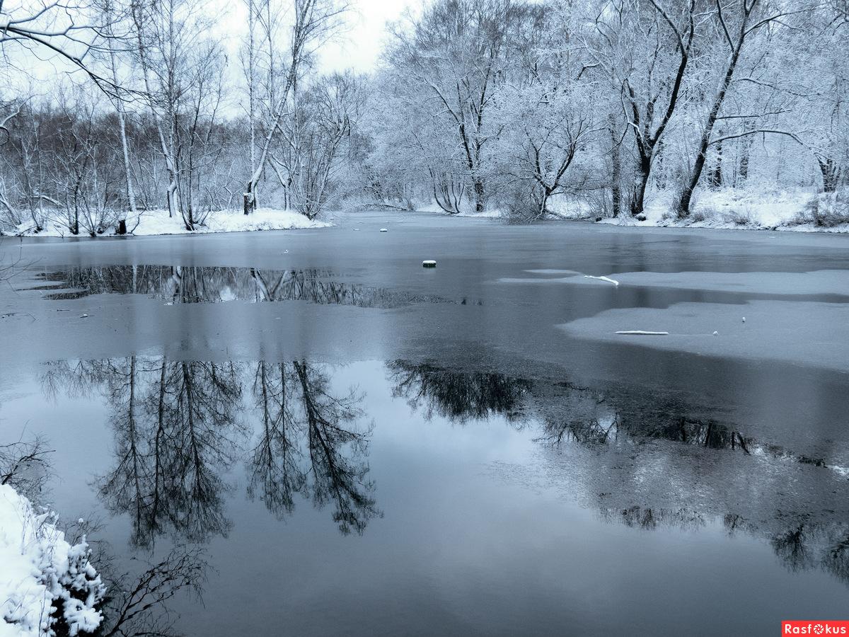 Кусково, Радужный пруд