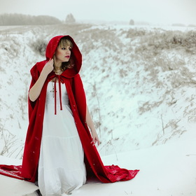 """Red Riding Hood"" theme"