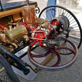 Original Replica of the first production car from 1888...