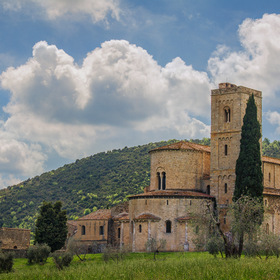 Abbey of Sant' Antimo