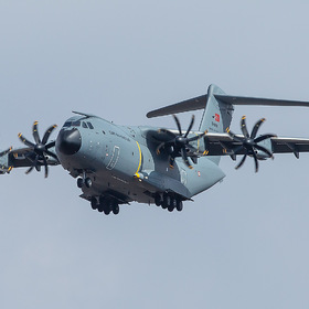 Airbus A400M Atlas Turkish Air Force
